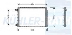 Kondensator passend für Suzuki (95310)