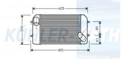 Land Rover Ladeluftkühler (FTP8020)