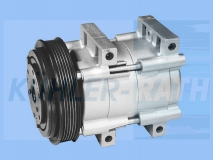 Ford compressor (1018267 1018493 1035435 1406032 1427416 6997608 14BYU19D629AA 93BW19D629HC 96BW19D6