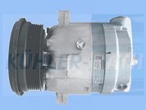Opel compressor (1854034 1854031 1854022 1854054 01131558 01135008)