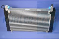 John Deere oil cooler (RE183330 RE221652)