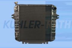 Wasserkühler passend für Mitsubishi/Nissan/Caterpillar