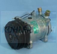 Sanden/Konvekta/AGCO/Same/Challenger/Massey Ferguson Kompressor (86508521 AG518204 D45080062 D868809