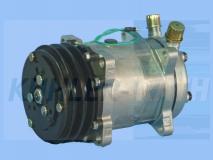 Sanden/Liebherr/O&K Kompressor (SD5H146627 SD5H146665 SD5H144506 1303484 297667 15270358)