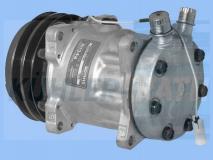 Sanden/Volvo compressor (SD7H158017 SD7H158053 3833101034 11007857 11104512 SD7H15-8017 SD7H15-8053)