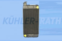Wasserkühler passend für Iame/Rotax (T8000B T-8000B)