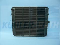 Opel Wasserkühler (1302034 90200490)