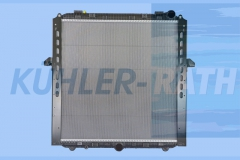 Mercedes Benz radiator (9605000801 A9605000801)