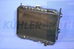 Wasserkühler passend für Mitsubishi (9130100400 91301-00400)