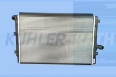 Wasserkühler passend für VW/Audi/Seat/Skoda (1K0121251AB 1K0121251BK 1K0121251DM 1K0121251DD 1K01212