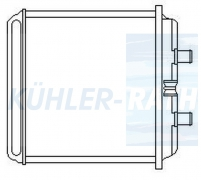 heater suitable for Iveco (504026720 504026722 504035336 504094083)