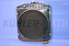 Mitsubishi/Terex radiator (MM435181)