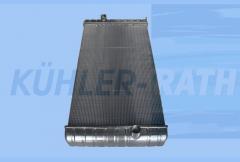 Volvo radiator