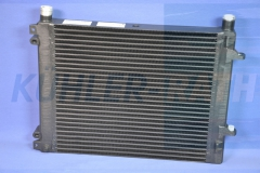 Mercedes-Benz/Unimog additional cooler (4055013301 A4055013301)