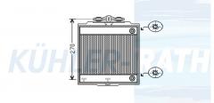 BMW Zusatzkühler (17117805630)