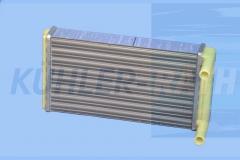 heater suitable for Fendt/John Deere/Claas (178810130080 4253060 06228700 L57259 AZ53339)