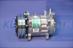 Hitachi/John Deere/Kobelco/Sanden/Volvo compressor (AT329760 AT136850 24100P4816S019 425-963-A230 42