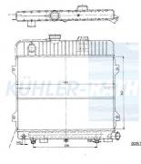 BMW Wasserkühler (1176889 1152752 1176888 1791225 17026202)