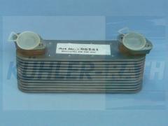 Mercedes-Benz oil cooler (0021884301 0021887901 0021888001 A0021884301 A0021887901 A0021888001 65633