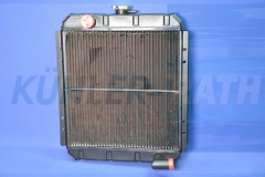 Wasserkühler passend für Mitsubishi/Schaeff/Schäffer/Yanmar/Weidemann/Terex (5527662008)