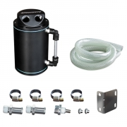 MMOCC-RB Black Oil Catch Can mishimoto