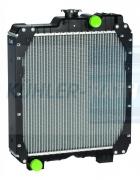 Case IH/New Holland radiator (5098911)