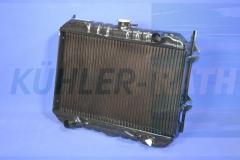 Wasserkühler passend für Mitsubishi (9120201200 91202-01200)