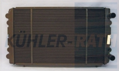 radiator suitable for Renault/Opel (7700741216 9109893 4401893)
