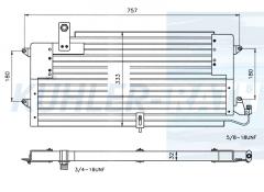 VW Kondensator (357820413A)