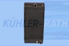 Multicar radiator (0871510204)
