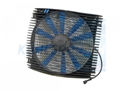 ASA fan (ILLELE0385S2 ILLELE0385S4 ILLEVA0385S4 F2224L8205E4FPHT08BWPC F22-24L8205/E4FPHT-08B WPC)
