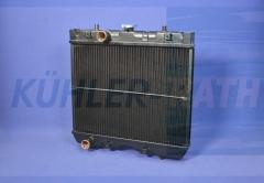 radiator suitable for Kubota
