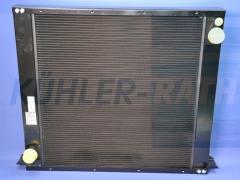 MAFI Wasserkühler (0006251132 000.625.1132)