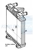 Mercedes-Benz Zusatzkühler (A2205001503)