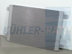 Ravo oil cooler (5130325)